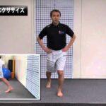 元日本代表トレーナー直伝 シンスプリントを予防するトレーニング その二 骨盤前方回旋抑制エクササイズ