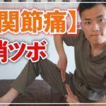 【公開】股関節痛を解消するツボ