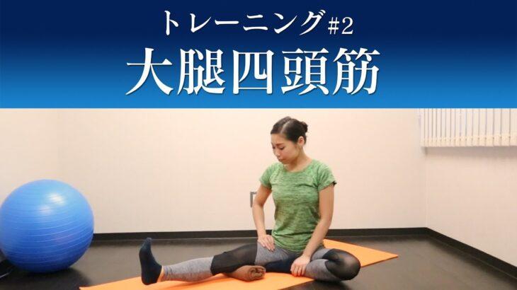 毎日5分!膝痛を治す、タオルストレッチの方法