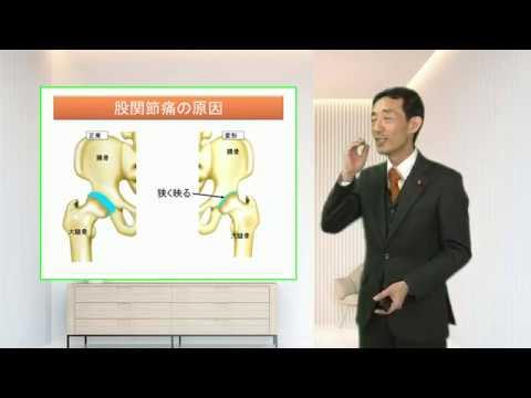 股関節痛の原因と治し方・治療法