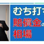 交通事故のむち打ちの賠償金の相場【弁護士費用TV】