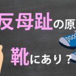 外反母趾の原因は靴にあり?! 【#3 外反母趾をまなぶ講座 】