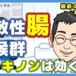 過敏性腸症候群に対するセレキノンの有用性【専門医3分解説】