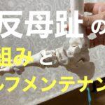 【外反母趾】外反母趾の仕組みとセルフメンテナンス