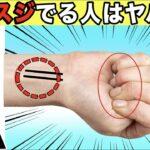 指と腕が細くなる方法【手首の痛み腱鞘炎も解消】