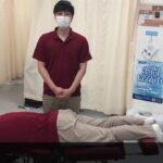 梨状筋症候群に対する骨盤矯正