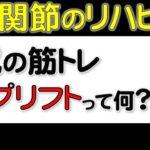 19. 【変形性股関節症】や【人工股関節】のリハビリ! ヒップリフトについて解説