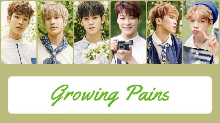 ASTRO(아스트로)-숨가빠 (Growing Pains/成長痛) lyrics [韓中英認聲字幕]