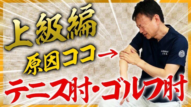 【テニス肘·ゴルフ肘】毎日1分!曲げるだけで改善【肘の痛み】